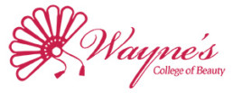 waynes college of beauty logo
