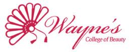 waynes college of beauty logo